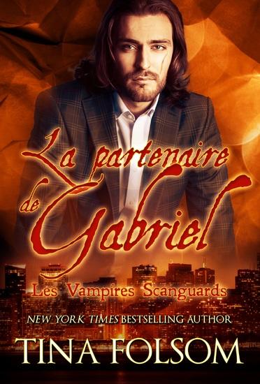 La Partenaire de Gabriel - cover