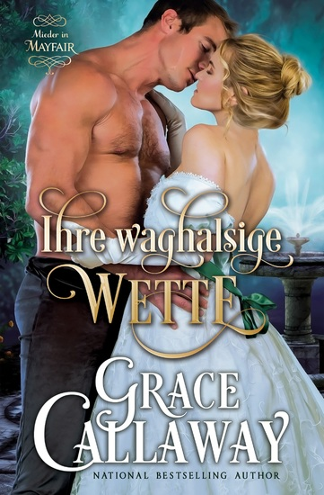 Ihre waghalsige Wette - cover