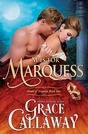 M is for Marquess - cover