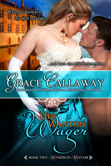 Her Wanton Wager - cover