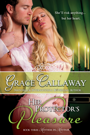 Her Protector's Pleasure - cover