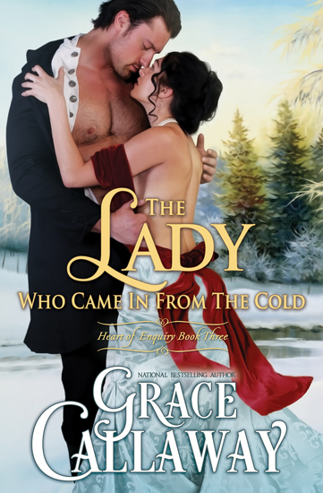 The Lady Who Came in from the Cold - cover