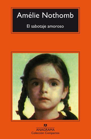 El sabotaje amoroso - cover