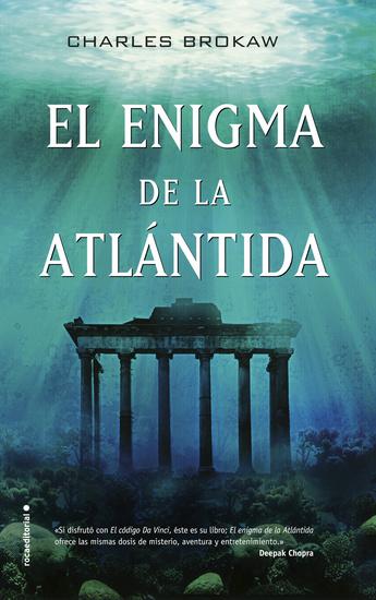 El enigma de la Atlántida - cover