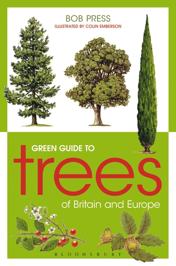 Green Guide to Trees Of Britain And Europe - cover
