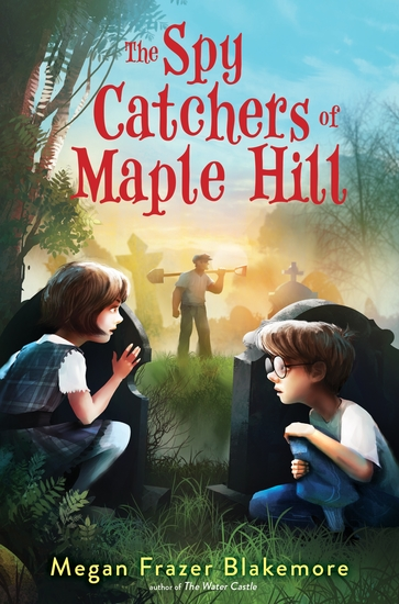 The Spy Catchers of Maple Hill eSampler - cover