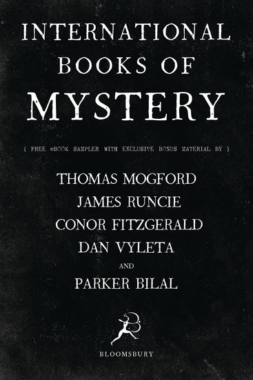 International Books of Mystery - cover
