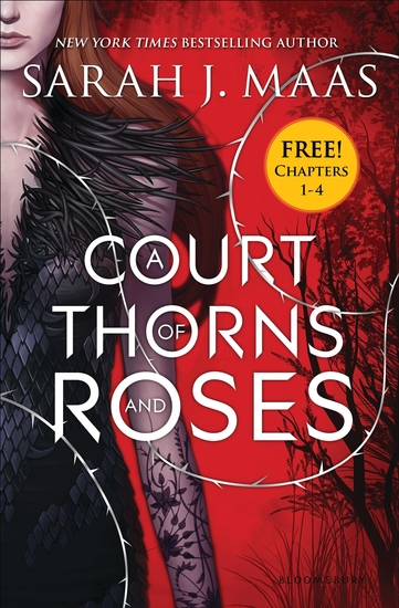 A Court of Thorns and Roses eSampler - cover