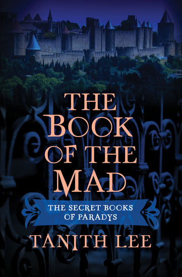 The Book of the Mad - cover