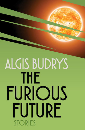 The Furious Future - Stories - cover
