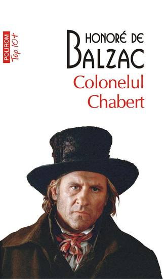Colonelul Chabert - cover
