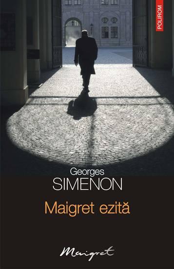 Maigret ezită - cover