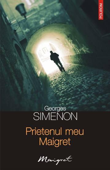 Prietenul meu Maigret - cover