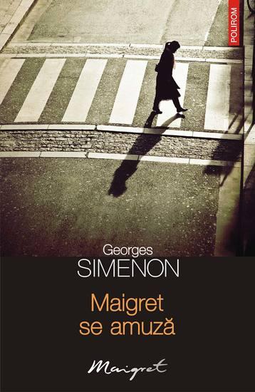 Maigret se amuză - cover