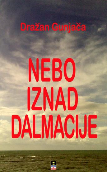 Nebo iznad dalmacije - cover