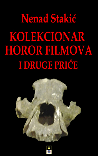 Kolelkcionar horor filmova i druge price - cover