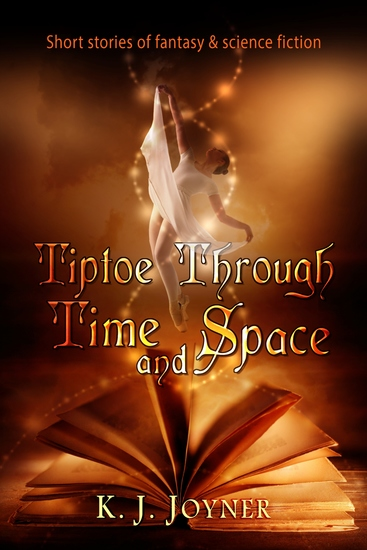 Tiptoe Through Time and Space - cover