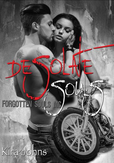 Desolate Souls - Forgotten Souls MC #1 - cover