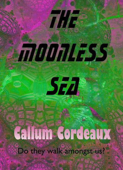 The Moonless Sea - Mirocele Series #2 - cover
