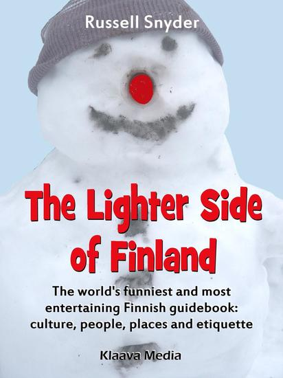 The Lighter Side of Finland - cover