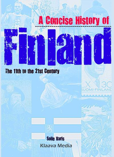 A Concise History of Finland – the 11th to the 21st Century - cover
